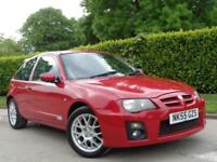 2005/55 MG ZR 1.4 105+**VERY LOW MILEAGE+ ONLY DONE 28,600 MILES**