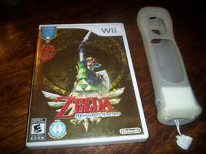 Zelda Skyward + Manette Remote