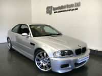 2004 BMW M3 coupe SMG 2 **62K Full History** STUNNING EXAMPLE + great spec