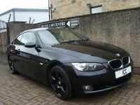 09 09 BMW 320D COUPE SPORT SE DIESEL 2.0 2DR FULL LEATHER LOW TAX ALLOYS CLIMATE