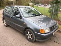 1997 Volkswagen Polo 1.4 5dr, Spares/Repairs
