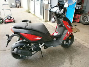 2013 Benelli Scooter
