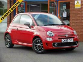 image for 2017 67 FIAT 500 1.2 S 3DR