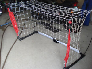 folding soccer nets