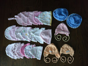 Hats for the girl (0-24 Months)