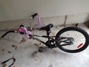 Tandem Bike attachment for child