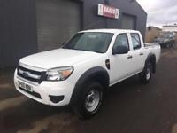2011 Ford Ranger 2.5TDCi Double Cab 4x4 Pickup Diesel * 65k * One Owner*