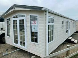 STATIC CARAVAN FOR SALE OFF SITE 3 BEDROOM 40ft x 14ft