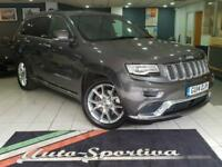 2014 Jeep Grand Cherokee 3.0 CRD Summit 4x4 5dr Diesel grey Automatic