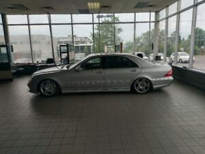 2003 Mercedes S55 AMG supercharged 5.5L