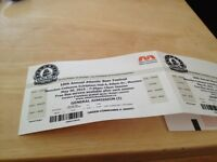 2 atlantic beer festival tickets moncton