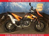 KTM SUPERMOTO KTM 690 SM SUPERMOTO LC4 LOW MILEAGE ONLY 1645 2007 07