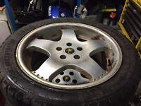 Alloy wheels 5x112 Mercedes Vauxhall