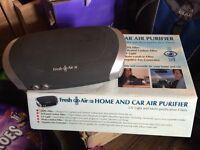 Ion Life Fresh Air home & car Air Purifier