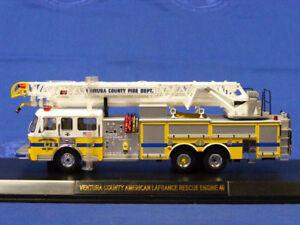 Code 3 Diecast Fire Truck Models