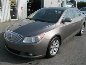 Buick LaCrosse 4dr Sdn CXL FWD 2010