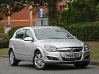 Vauxhall Astra 1.6 16v 2008 SXi +YES GENUINE 32,000 MILES! +9 SERVICE STAMPS