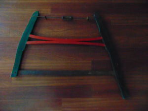 Vintage/Antique Buck-Bow Saws London Ontario image 1