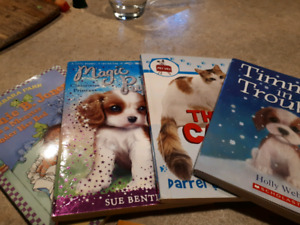 Kids Chapter Books (Rainbow Magic, Puppy Place, and more!)