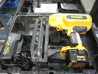 Dewalt DC612 Finish Nailer