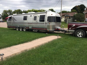 AIRSTREAM CLASSIC LIMITED 34, one of the very best you will find