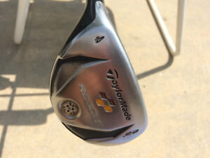 TM Rescue hybrid, Ping wedge, Edge Chipper