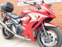 SUZUKI GSX1250FA MOTORCYCLE