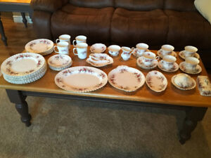 Bone china for sale.