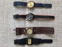 Set of 4 Watches