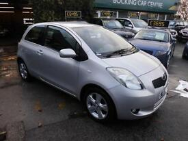 Toyota Yaris 1.3 VVT-i T Spirit 2007 FULL MOT EXCELLENT