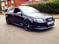 AUDI S3 QUATTRO FULLY LOADED MILTEK EXHAUST STAGE 1 MAP