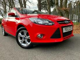 image for *2012(12)FORD FOCUS 1.6 TI VCT ZETEC 5DR WITH 55K 2 KEYS*