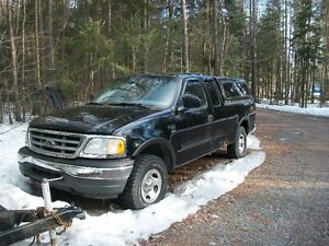 2000 Ford F-150 Fourgonnette, fourgon pieces ou route