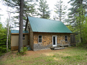 Waterfront Cottage on Centennial Lake near Calabogie-new pics