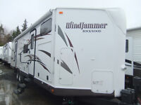 New Rockwood WindJammer 3006WK ONLY $148.66 w/$0.00 Down!!!