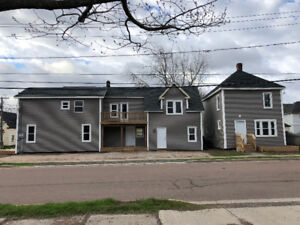 BEST IN MONCTON SEE VIDEO! 100% PROFESSIONALLY RENOVATED TRIPLEX