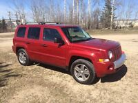 2008 Jeep Patriot Limited Trail Rated