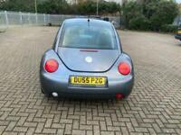 2005 Volkswagen Beetle 1.6 3dr Hatchback Petrol Manual