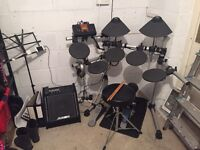 Yamaha dxx drum kit all of this included