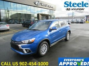 2018 MITSUBISHI RVR SE AWC Backup Camer a heated seats and more!
