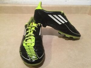 Kids Adidas F50 Outdoor Soccer Cleats Size 5 London Ontario image 3