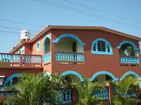 Santa Lucia Beach, rooms for rent,Camalote, Camaguey, Cuba