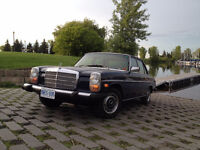1976 Mercedes-Benz 240D in Exceptional condition
