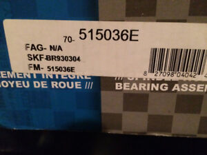 1999-2007 Chev/GMC front 4x4 wheel bearing