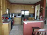 Maple Kitchen Cabinets for sale **** SUPER CONDITION ****