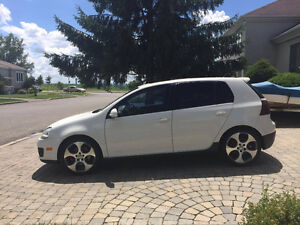 2007 VW GTI, Leather seats, New tires, Sunroof, Full equipe!