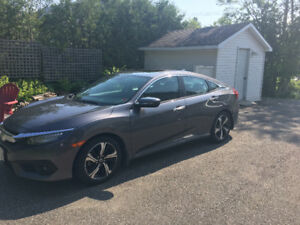 2016 Honda Civic Sedan Touring Turbo
