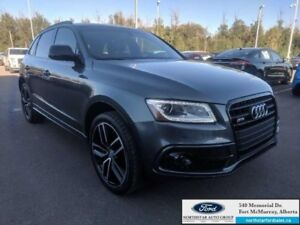 2017 Audi SQ5 3.0T Quattro Dynamic Edition  - Air