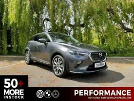 image for 2019 Mazda CX-3 2.0 SPORT NAV PLUS 5d 120 BHP Hatchback Petrol Automatic