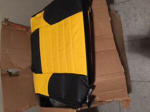 05 - 09 MUSTANG ROUSH SEAT COVER BRAND NEW COMPLETE